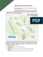 Guía Rápida Básica de AutoCAD 2014