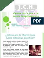 Origen de La Vida y La Teoría Quimiosíntetica