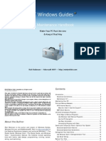 PC Maintenance Handbook