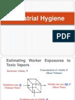 11. Industrial Hygiene