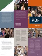 worcester-state-university-cultural-affiliations-brochure-2014