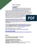 Financial Crisis Update November 2008