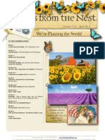 News from the Nest, Summer2014