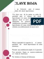 10.Clave Roja