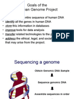 Lecture 12 Human Genome Project
