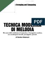 Gordon Delamont Tecnica Moderna de La Melodia