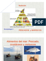 4- Pescados y Mariscos