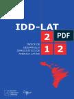 177917852 Indice de Desarrollo Democratico de America Latina 2012