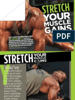 Stretch Muscle Gains -  Stevenson