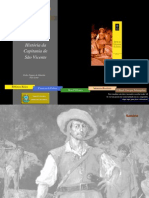 Historia Capitania Sao Vicente