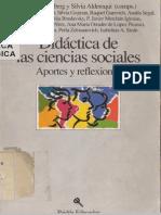 Aisenberg-Didactica de Las Cs. Socs.