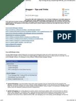 ABAP Debugger Tips