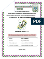 Practica de Carnicos N1