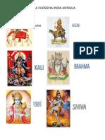 Dioses de La Filosofia India Antigua