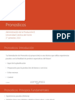 Clases Forecast 2014