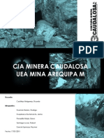CIA Minera Caudalosa - Uea Arequipa m