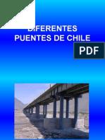 Diferentes Puentes de Chile