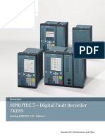 siprotec 5 digital fault recorder en ic1000-k4605-a071-a1-7600