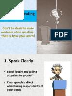 Speaking Skills 1