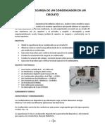 Condensadores Fisia III
