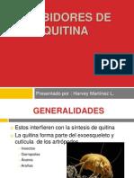 Inhibidores de Quitina