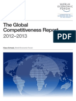 WEF GlobalCompetitivenessReport 2012-13