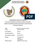 Informe Pieza Ajedrez Cnc
