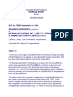 119-Granger Associates vs Microwave Systems Inc