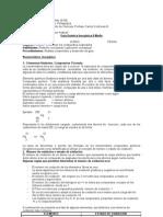 Guía Nomenclatura  Inorgánica II Medio Revisada