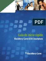 BlackBerry Curve 8330 Smartphone - Guia de Inicio Rapido
