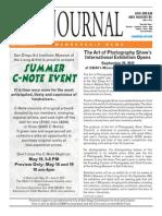 San Diego Art Institute Journal May/June 2012