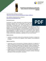Diplomado en Trastornos de La Deglución, Habla, Lenguaje y Neurorehabilitación en Adultos