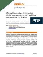 20100722 Musicos Formacion Clasica Jazz JMPenalver