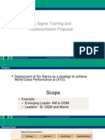 SixSigma Overview