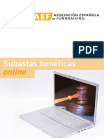 Subastas Beneficas Online AEFundraising