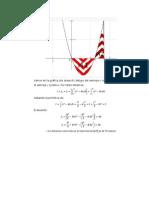 Vemos en La Gráfica Dos Áreas A1 Debajo Del Semieje y Negativo y A2 Sobre El Semieje y Positivo
