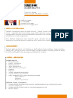 Curriculum Vitae 2014
