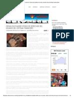 Crean en Ecuador Código de Derechos Del Usuario Del Sistema Financiero