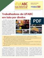 Boletim SinTUFABC 07/2014 (3 de julho de 2014)