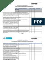 Lista de Chequeo Para Las Buenas Prácticas de Seguridad de Pacientes Obligatoria 2013
