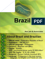 Brazil country information