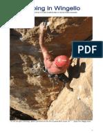 Wingello+Climbing+Guide