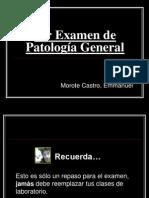 3er Examen de Patologia