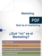 Sem 1-1 Definicion de Marketing