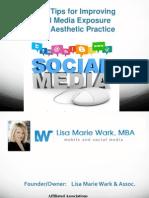 Top Ten Tips Social Media