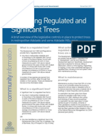 Protecting Reg and Sig Trees Comm Info