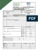 RFI Sample