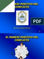 Manejo Positivo de Los Conflictos