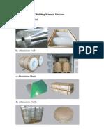 Product List 2014
