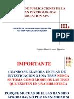 Protocolo de Publicación